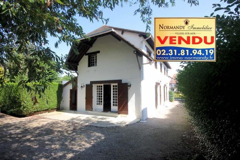 Vente maison / villa Villers sur mer 375000€ - Photo 1