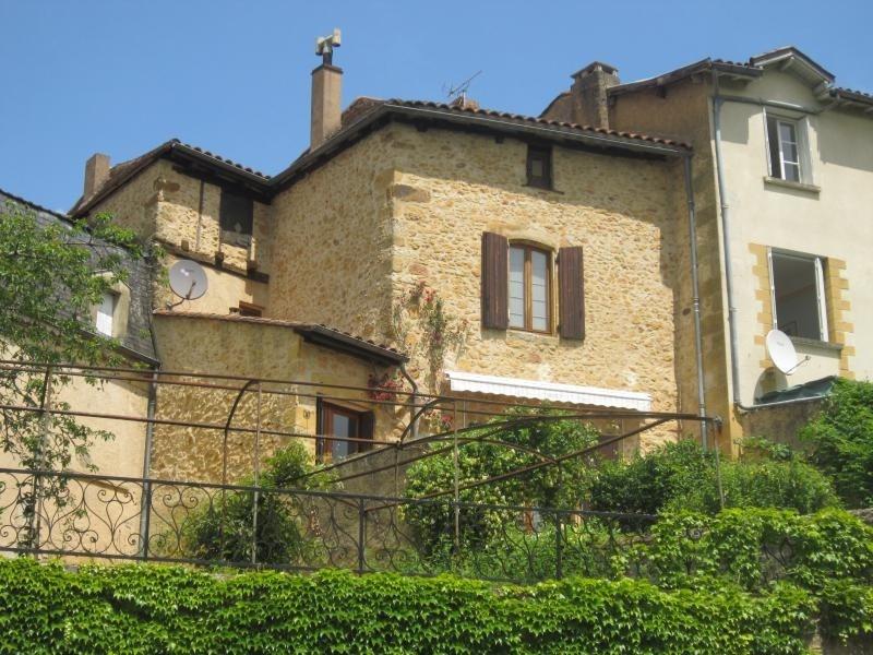 Vente maison / villa Belves 129600€ - Photo 1