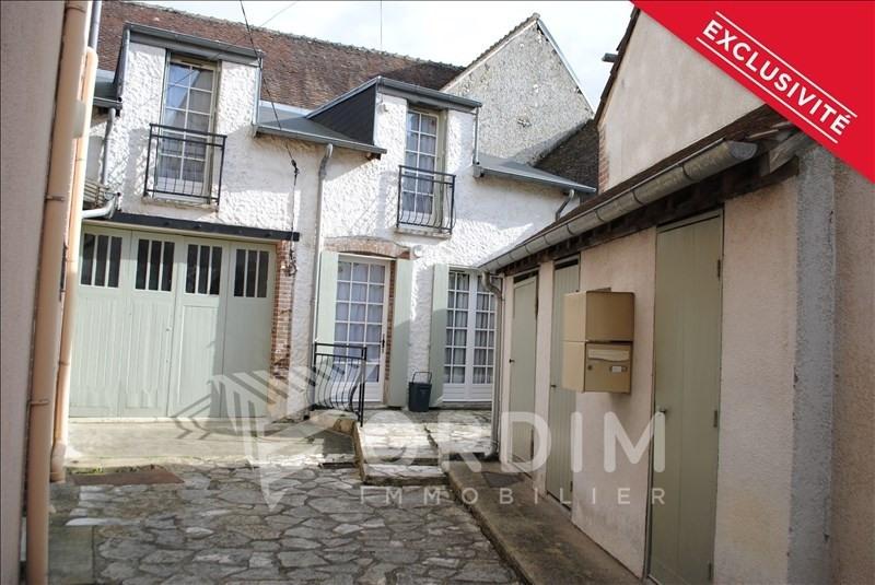 Produit d'investissement immeuble Bleneau 163500€ - Photo 1