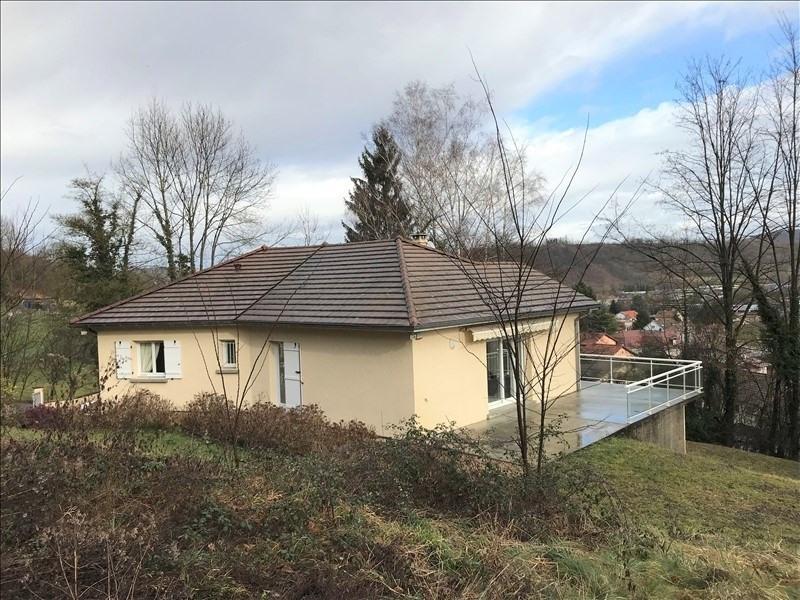 Sale house / villa Bourgoin jallieu 319000€ - Picture 1
