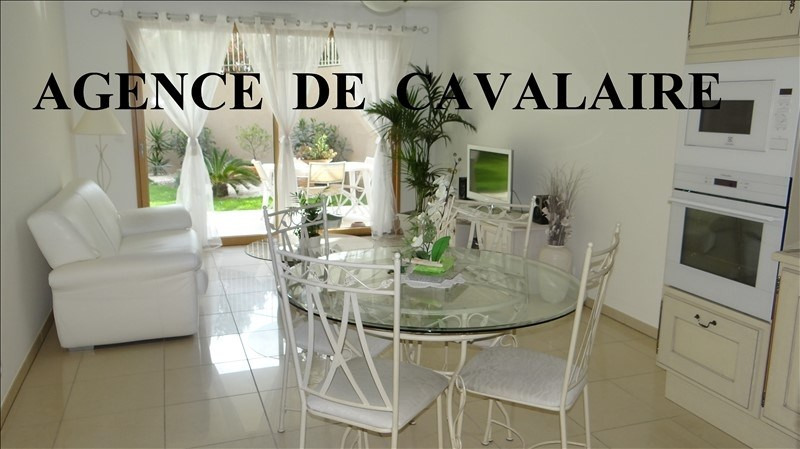 Sale apartment Cavalaire 298 000€ - Picture 1