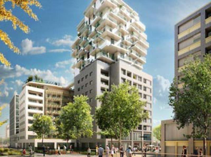 Vente de prestige appartement Lyon 3ème 415000€ - Photo 1