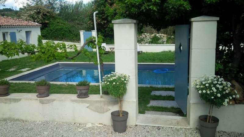 Vente maison / villa Domazan 480 000€ - Photo 2