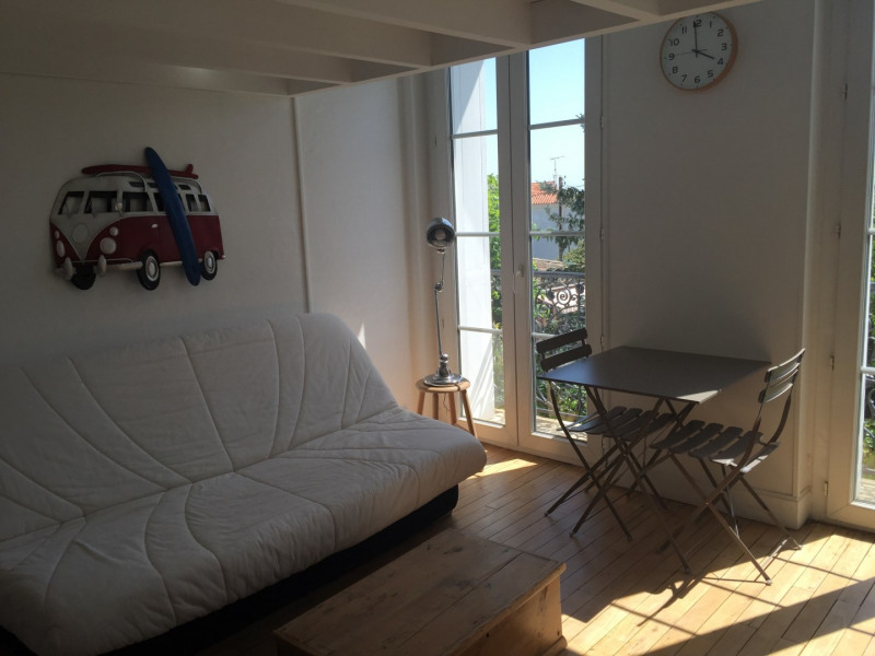 Vacation rental apartment Royan 388€ - Picture 3