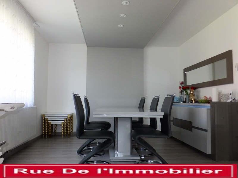 Sale house / villa Niederbronn les bains 303500€ - Picture 4