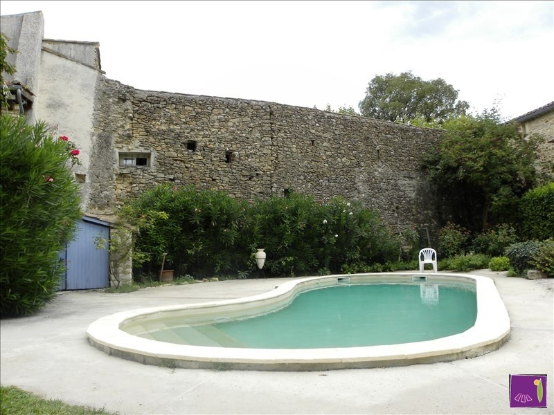 Vente maison / villa Goudargues 267 000€ - Photo 5