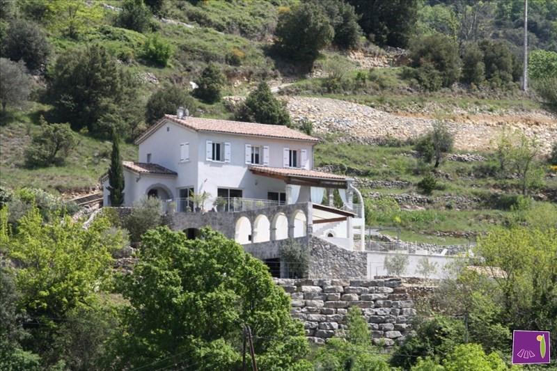 Vente maison / villa Ruoms 399000€ - Photo 1