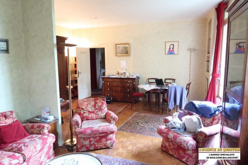 Vente appartement Boulogne billancourt 550000€ - Photo 3