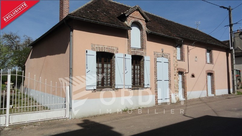 Vente maison / villa Charny 64 500€ - Photo 1