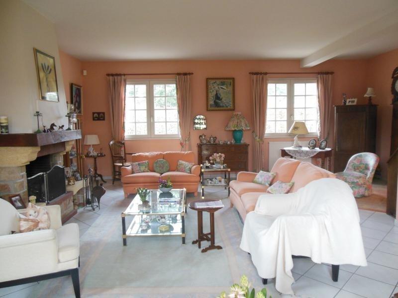 Sale house / villa St martin de boscherville 420000€ - Picture 6