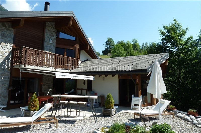 Deluxe sale house / villa Finhaut vs 1 300 000€ - Picture 4