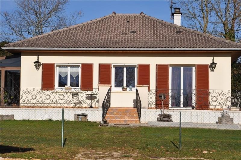 Vente maison / villa Senissiat 165000€ - Photo 1