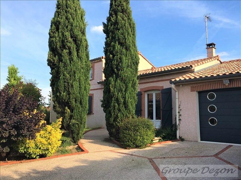 Vente maison / villa Saint-loup-cammas 386000€ - Photo 1