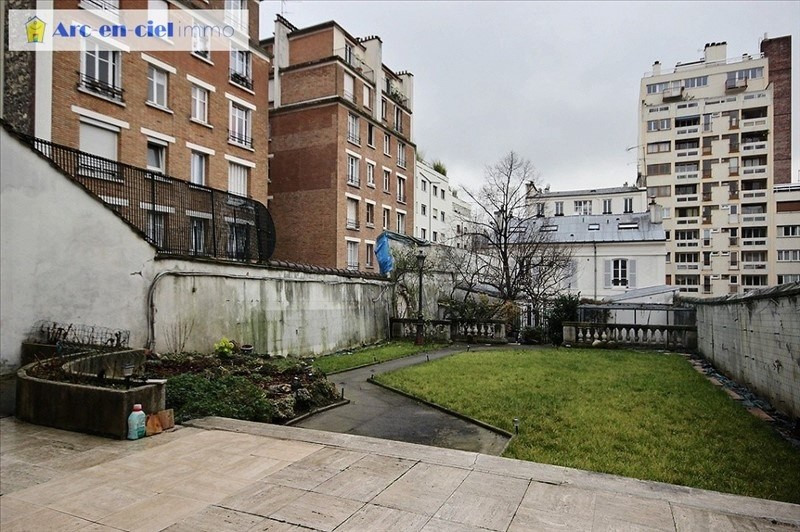 Vente de prestige hôtel particulier Paris 12ème 2475000€ - Photo 9