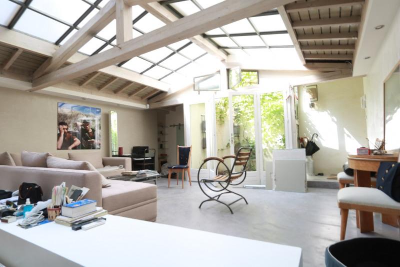 Vente de prestige loft/atelier/surface Paris 18ème 1450000€ - Photo 1