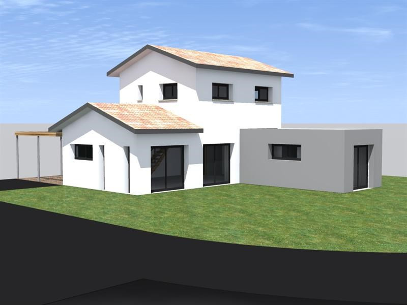 Maison  4 pièces + Terrain 630 m² Saubion (40230) par LB CREATION