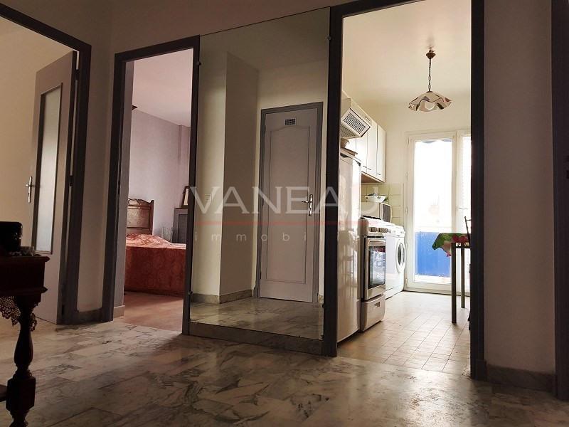 Vente appartement Juan-les-pins 220000€ - Photo 2