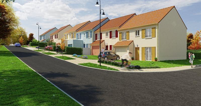 Maison  5 pièces + Terrain Montévrain par HABITAT PARCOEUR