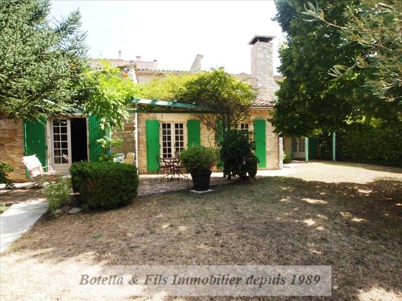 Immobile residenziali di prestigio casa Uzes 630000€ - Fotografia 1