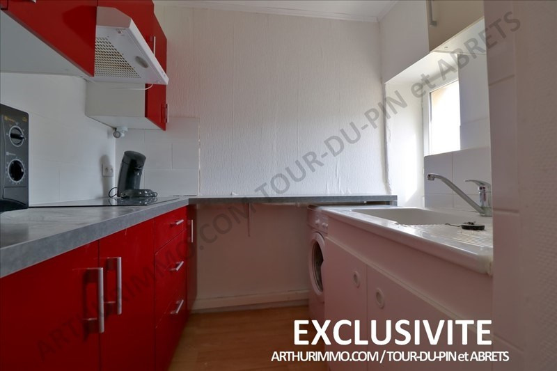 Vente appartement La tour du pin 74 000€ - Photo 2