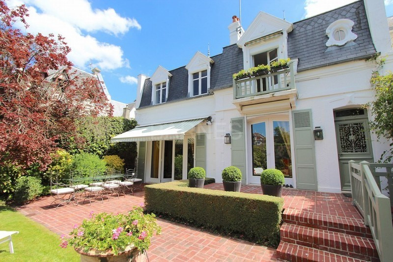 Verkauf von luxusobjekt haus Deauville 1225000€ - Fotografie 1