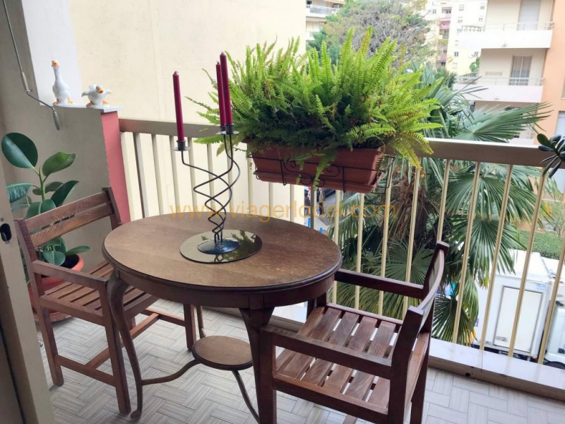 Life annuity apartment Nice 70 000€ - Picture 6