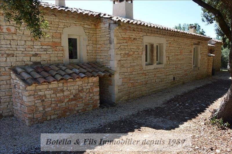 Venta de prestigio  casa Barjac 526315€ - Fotografía 14