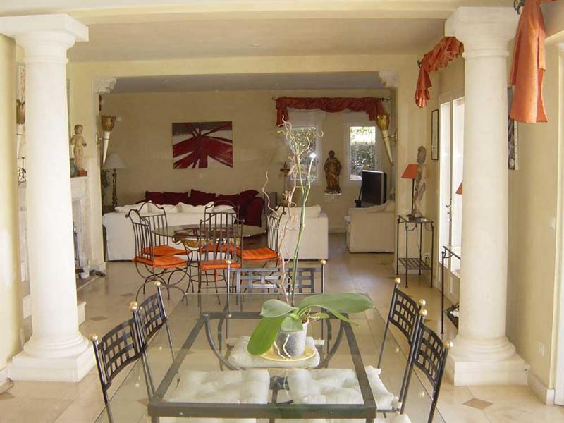 Vacation rental house / villa Cavalaire sur mer 5500€ - Picture 5