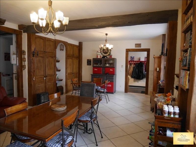 Sale house / villa Longnes 353000€ - Picture 4