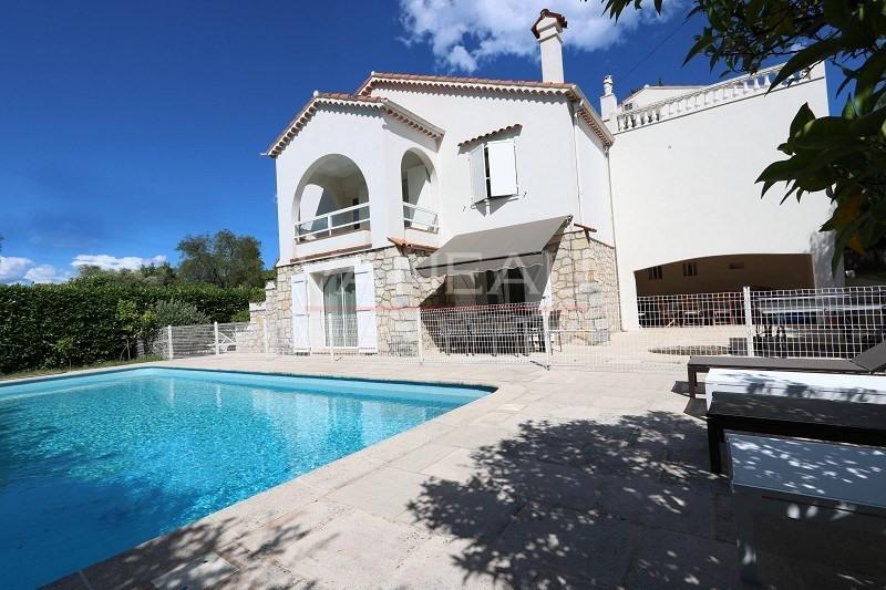 Vente de prestige maison / villa Antibes 1200000€ - Photo 1