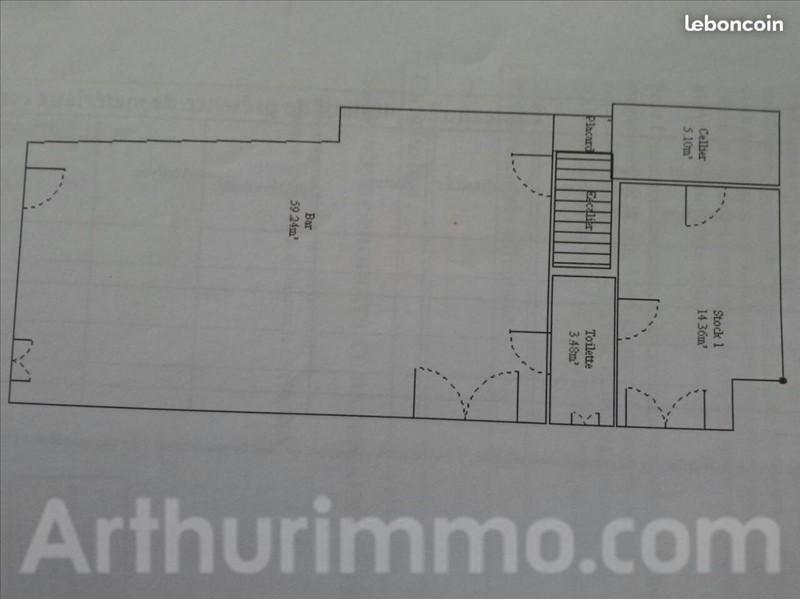 Sale empty room/storage Plaissan 43000€ - Picture 7