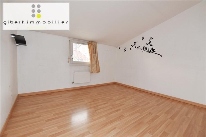 Sale apartment Le puy en velay 158500€ - Picture 5
