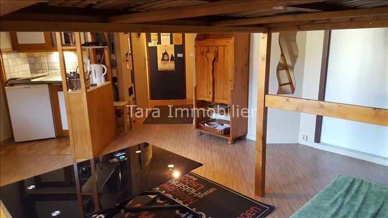 Investment property apartment Chamonix mont blanc 130 000€ - Picture 2