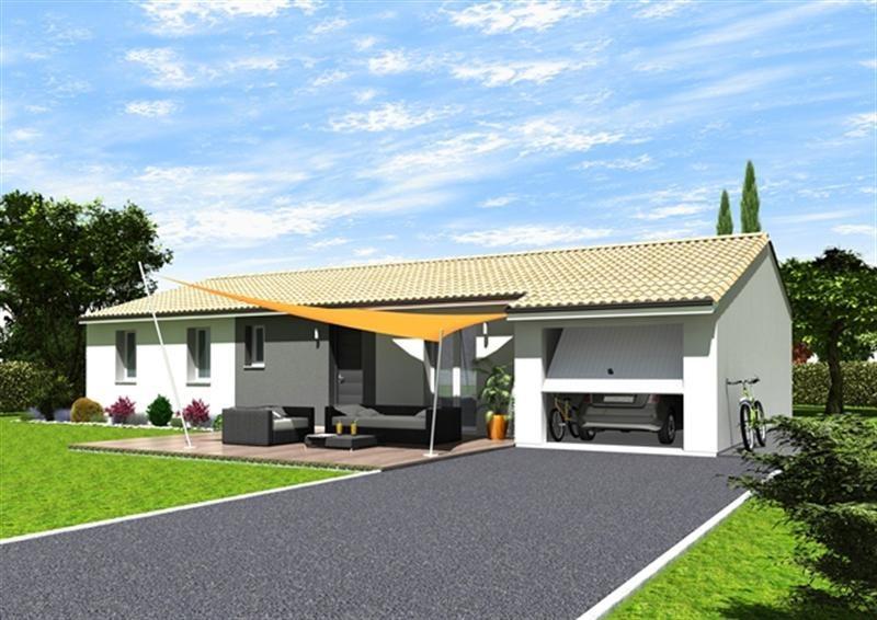 Maison  4 pièces + Terrain 1105 m² Chèzeneuve (38300) par STAR BAT