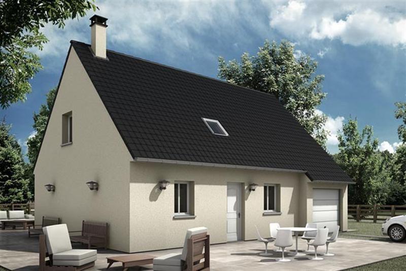 Maison  5 pièces + Terrain 700 m² Betteville (76190) par EXTRACO CREATION
