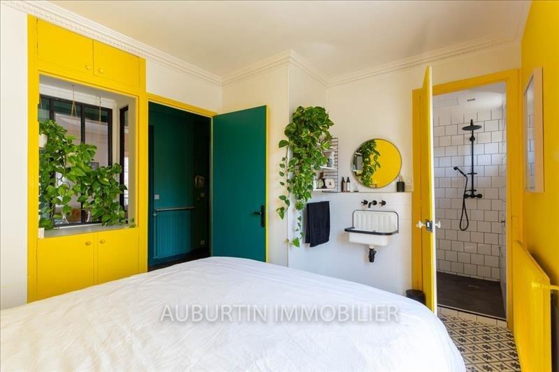 Vente de prestige appartement Paris 18ème 960000€ - Photo 9