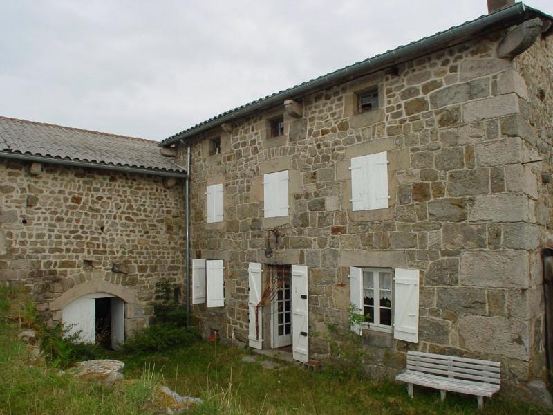 Sale house / villa Dunieres 107500€ - Picture 1