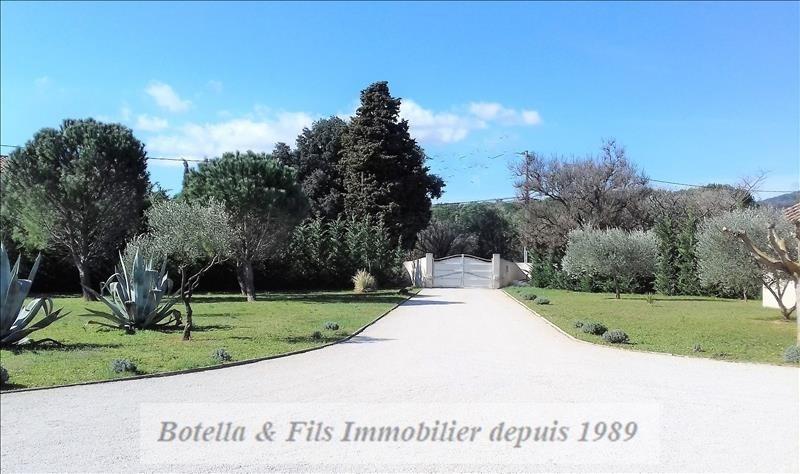 Vente maison / villa Bagnols sur ceze 525000€ - Photo 2