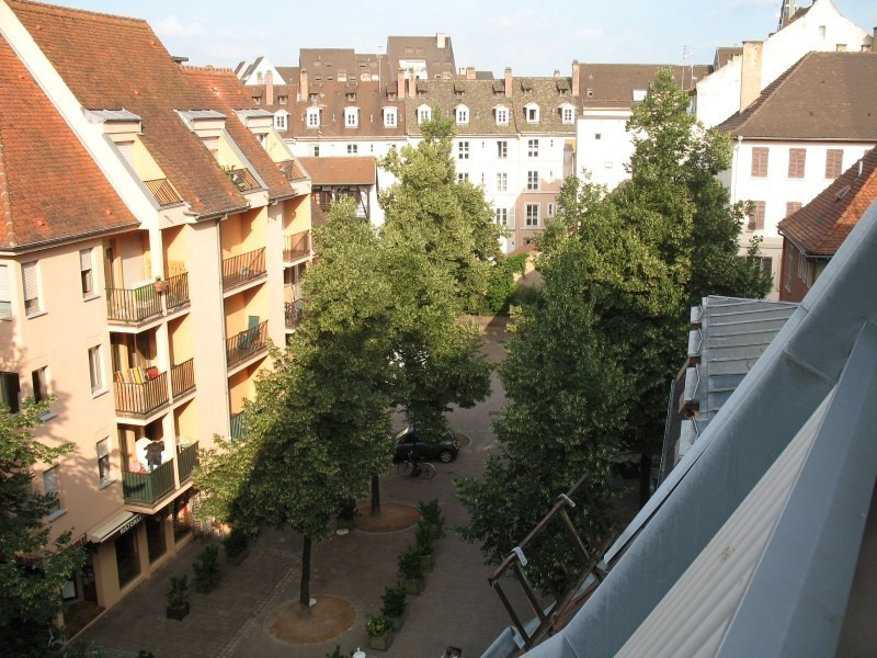 Rental apartment Strasbourg 510€ CC - Picture 2