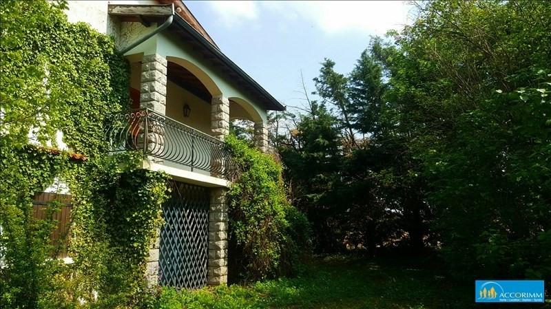 Vente maison / villa Chasse sur rhone 294320€ - Photo 1