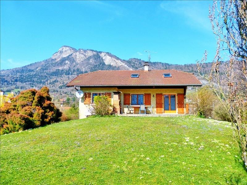 Sale house / villa Thyez 383000€ - Picture 1