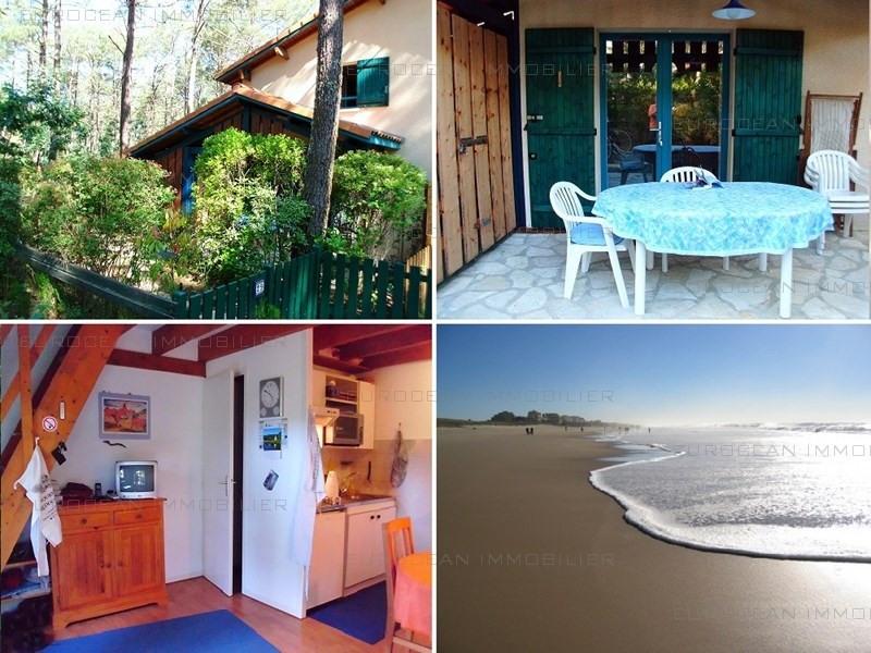 Alquiler vacaciones  casa Lacanau-ocean 520€ - Fotografía 1