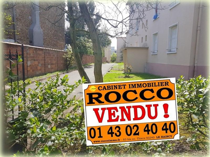 Vente appartement Le raincy 199000€ - Photo 1