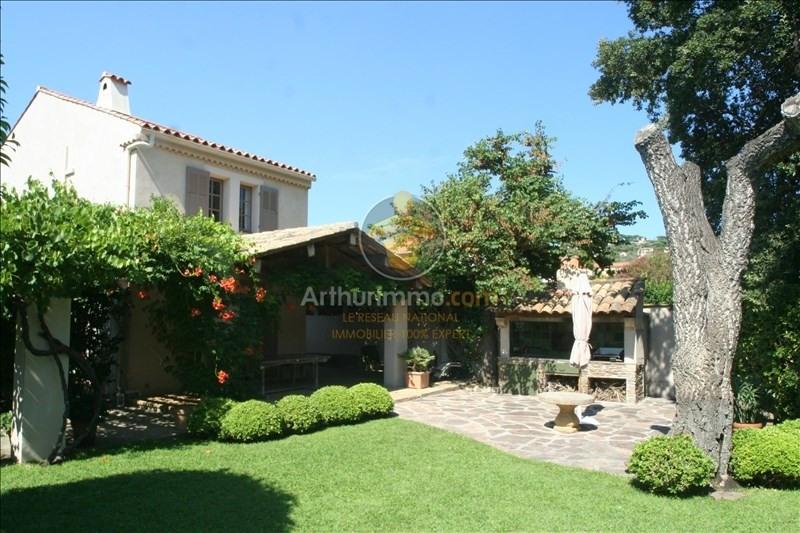 Vente de prestige maison / villa Sainte maxime 765000€ - Photo 1