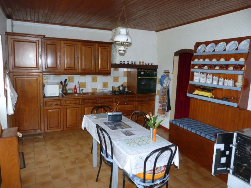 Vente maison / villa Secteur st fargeau 117800€ - Photo 5