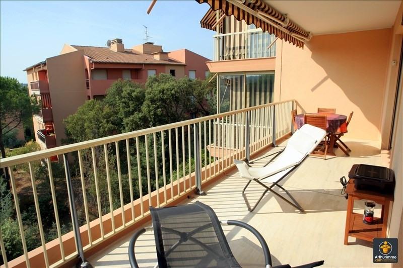 Vente appartement Sainte maxime 310000€ - Photo 4