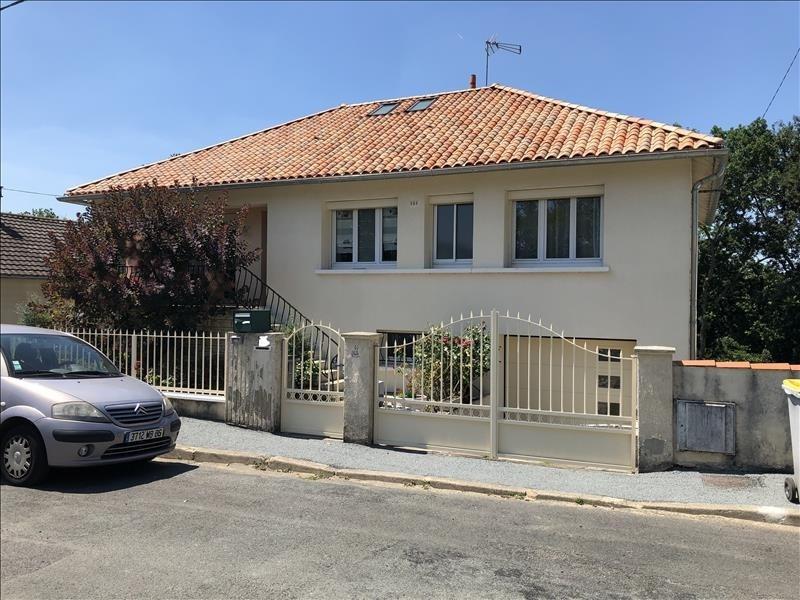 Vente maison / villa Poitiers 267000€ -  2