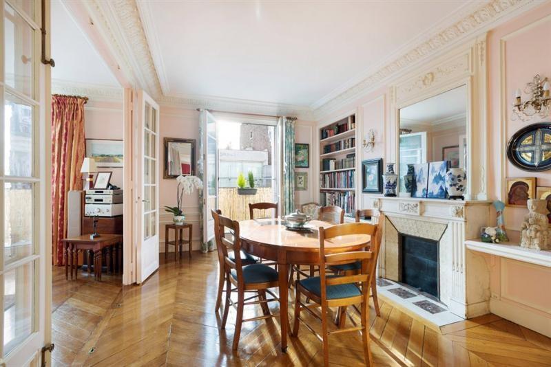 Immobile residenziali di prestigio appartamento Paris 16ème 1950000€ - Fotografia 3