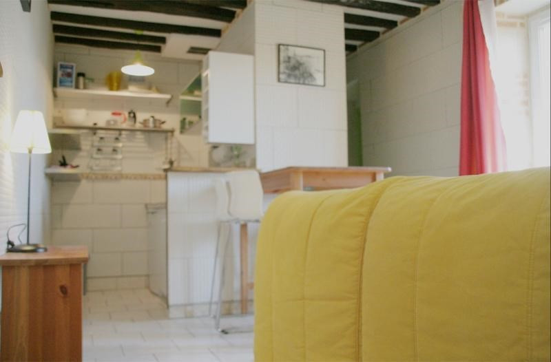 Rental apartment Fontainebleau 805€ CC - Picture 1