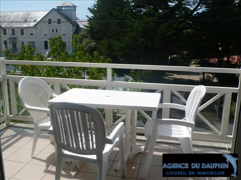 Location appartement Pornichet 475€ CC - Photo 1